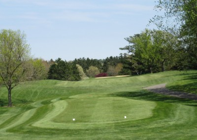 Reedsburg Country Club Hole 1 Tee