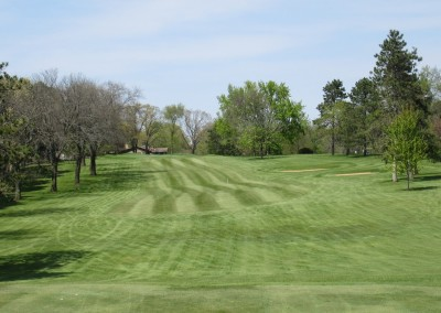 Reedsburg Country Club Hole 10 Tee