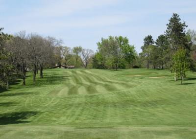 Reedsburg Country Club Hole 10 Tee