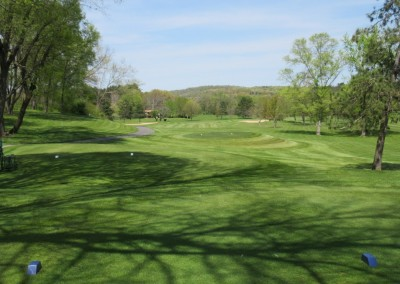 Reedsburg Country Club Hole 11 Back Tee