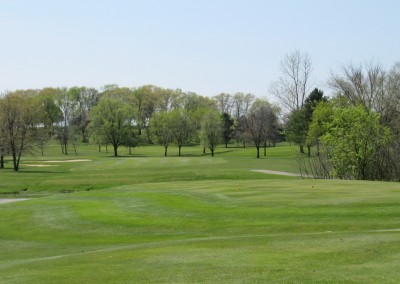 Reedsburg Country Club Hole 16 Tee