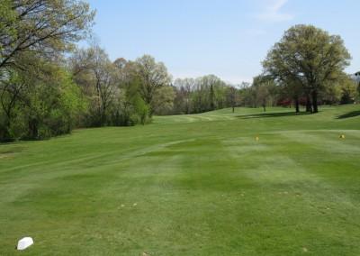 Reedsburg Country Club Hole 2 Tee