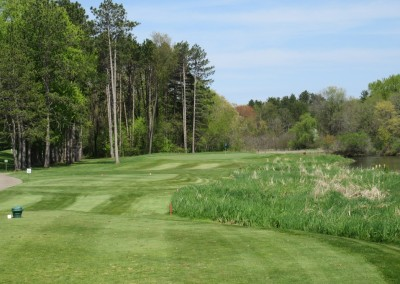 Reedsburg Country Club Hole 3 Tee