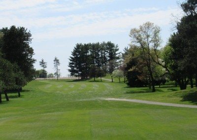 Reedsburg Country Club Hole 8 Tee