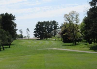 Reedsburg Country Club Hole 8 Tee