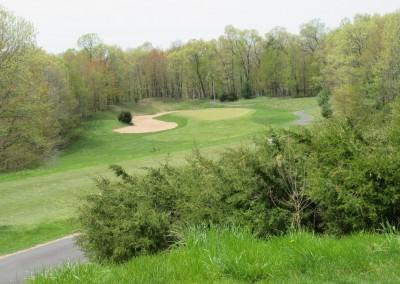 Christmas Mountain Oaks Course Hole 12 Back Tee