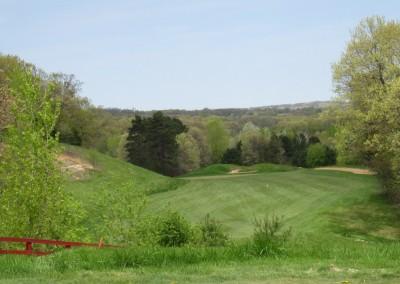 Christmas Mountain Oaks Course Hole 15 Tee