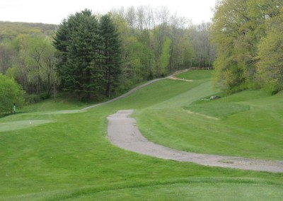 Devil's Head Resort Glacier Course Hole 4 Tee