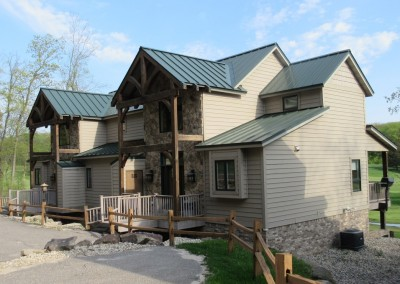 Devil's Head Resort Villas Exterior