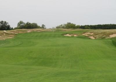 Erin Hills Golf Course Hole 10 Approach