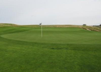 Erin Hills Golf Course Hole 10 Green