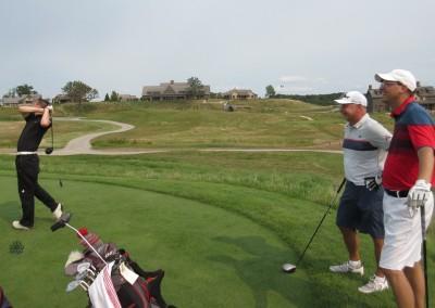 Erin Hills Golf Course Hole 10 Tee
