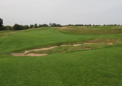 Erin Hills Golf Course Hole 11 Fairway View