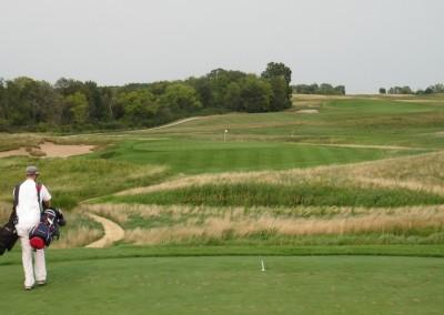 Erin Hills Golf Course Hole 13 Par 3 Tee
