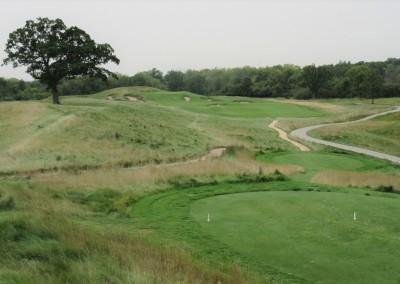 Erin Hills Golf Course Hole 15 Par 4