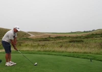 Erin Hills Golf Course Hole 17 Tee
