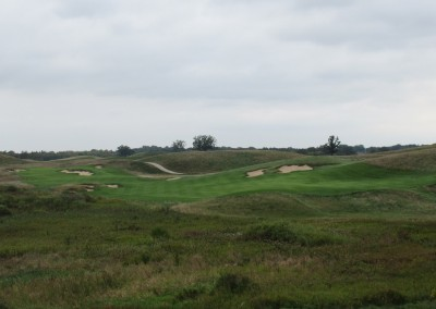 Erin Hills Golf Course Hole 3 Back Tee