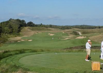 Erin Hills Golf Course Hole 3 Tee