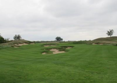 Erin Hills Golf Course Hole 4 Approach Rachel