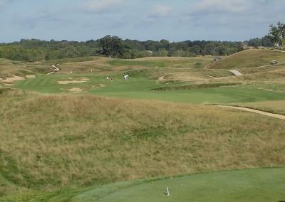 Erin Hills Golf Course Hole 4 Tee