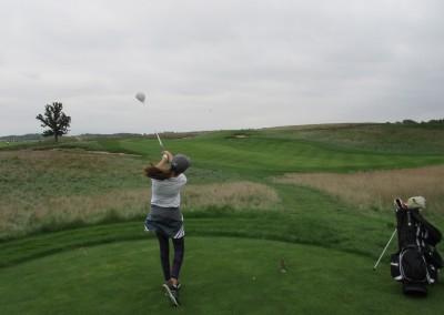 Erin Hills Golf Course Hole 5 Forward Tee Rachel