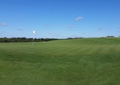 Erin Hills Golf Course Hole 8 Green