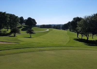 Grand Geneva Brute Course Hole 11 Green