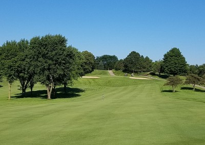 Grand Geneva Brute Course Hole 12 Approach