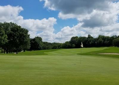Grand Geneva Brute Course Hole 12 Green