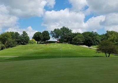Grand Geneva Brute Course Hole 13 Green
