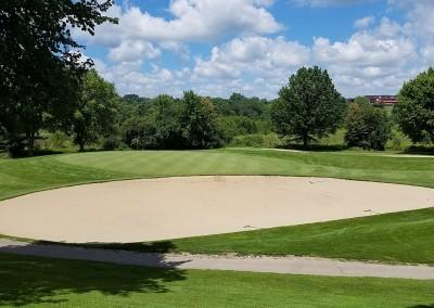 Grand Geneva Brute Course Hole 15 Green