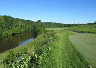 2017KI Blackwolf Run River Course Hole 1 Par 5 Tee