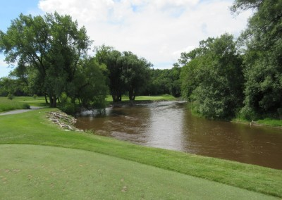 2017KI Blackwolf Run River Course Hole 13 Back Tee
