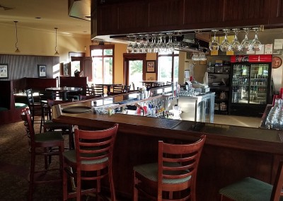 Baraboo Country Club Clubhouse Bar