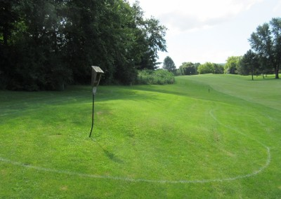Baraboo Country Club Hole 6 Burial Mounds 2