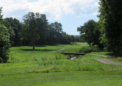 Baraboo Country Club Hole 6 Tee