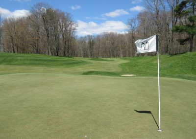Blackwolf Run Meadow Valleys Spring Hole 10 Flag