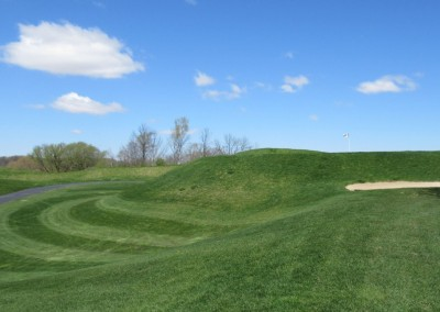 Blackwolf Run Meadow Valleys Spring Hole 13 Approach