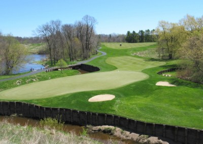 Blackwolf Run Meadow Valleys Spring Hole 14 Green High