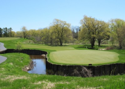 Blackwolf Run Meadow Valleys Spring Hole 14 Green Low