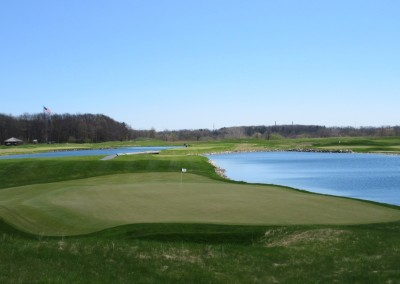 Blackwolf Run Meadow Valleys Spring Hole 8 Green View