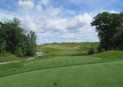 Whistling Straits Irish Course Hole 10 Shepherd's Post