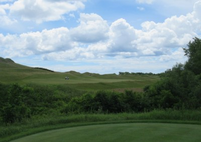 Whistling Straits Irish Course Hole 15 Tee