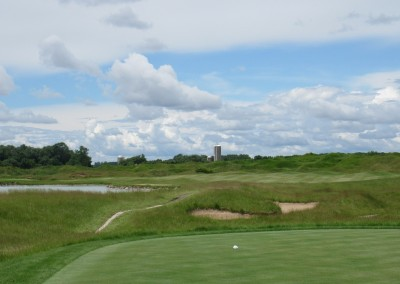 Whistling Straits Irish Course Hole 17 Tee