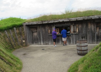 Whistling Straits Irish Course Hole 8 Snack Shop
