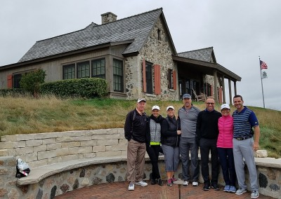 EHGE 2017 Erin Hills Ballybunion Cottage Group Pic