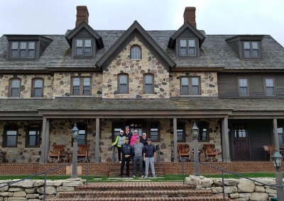 EHGE 2017 Erin Hills Lodge