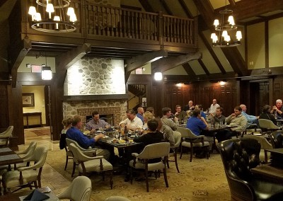 EHGE 2017 Erin Hills Restaurant Group View 2