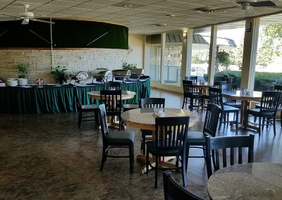 Fox Hills Resort Breakfast Area