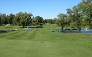 Fox Hills Resort Fox Creek Course Blue Course Green